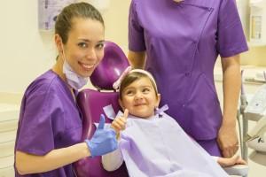 Gyermekfogászat a Dentoplant Fogászati Rendelőben