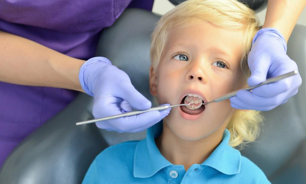 Pediatric dentistry at Dentoplant Dental Clinic Szeged