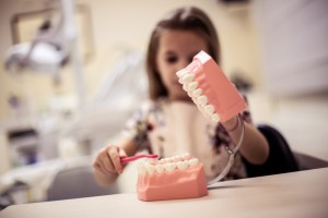 Oral hygiene program at Dentoplant Dental ang Implantological Clinic Szeged