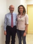 05_Prof. Mauritio Tonetti és Dr. Maráz Kinga Firentében